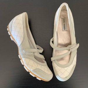 Steve Madden • Ricky Gray Mary Jane Sneakers